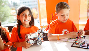 MakerStation AM: Invention Lab for Ages 8-9