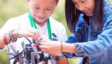 RoboBuilders AM: Robotics for Ages 8-9