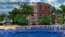 Java Coding and Minecraft Modding