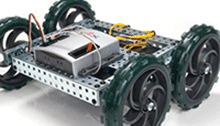 Robotics Engineering & Programming with VEX