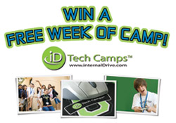 Win A Free Week of Camp!
