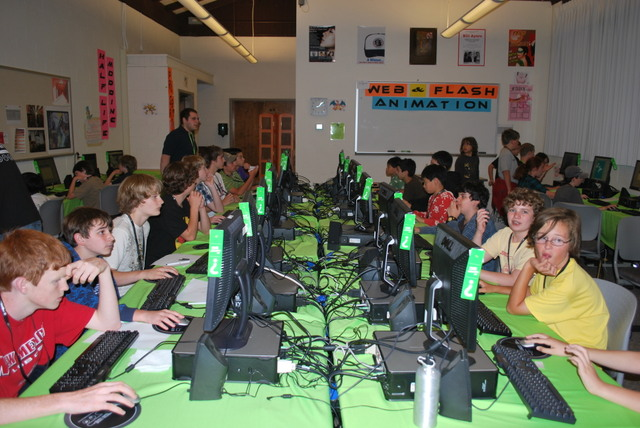 We don't just play games we create them at iD Tech Camps held at St. Mary's College of California!