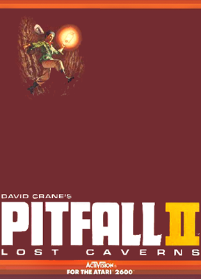 Pitfall II: Lost Caverns (Video Game)