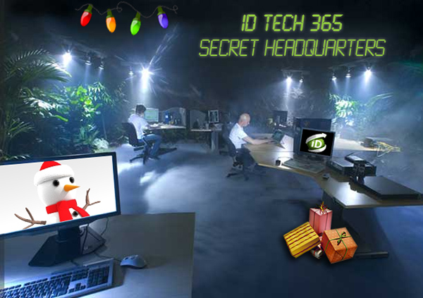 Tech Rocket Secret Headquarters