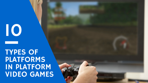 Platform Video Games Blog Header