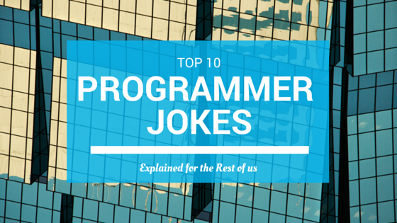 Programmer Jokes Blog Header