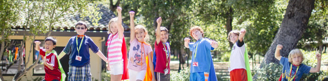iD Tech Camps Kid superheros