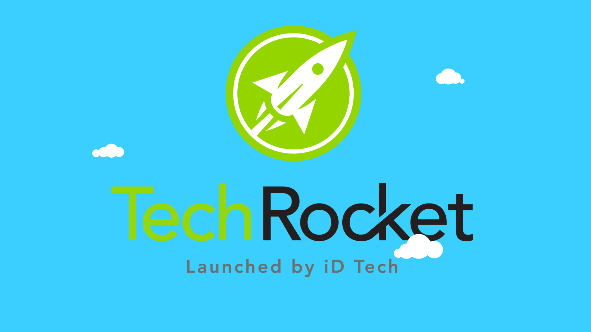 Tech Rocket Header