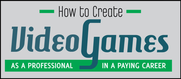 How to create video games title