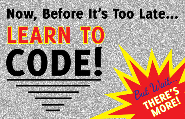 Learn to Code title