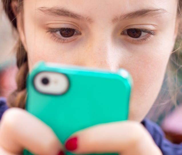 Smartphone addiction is rampant among U.S. kids, teens, and adults.