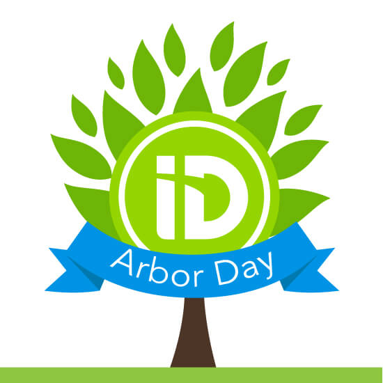 Arbor Day Party Header