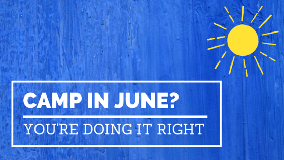 June Camps Header