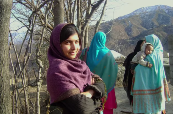 """He Named Me Malala"" is set to inspire kids, teens, and adults worldwide."