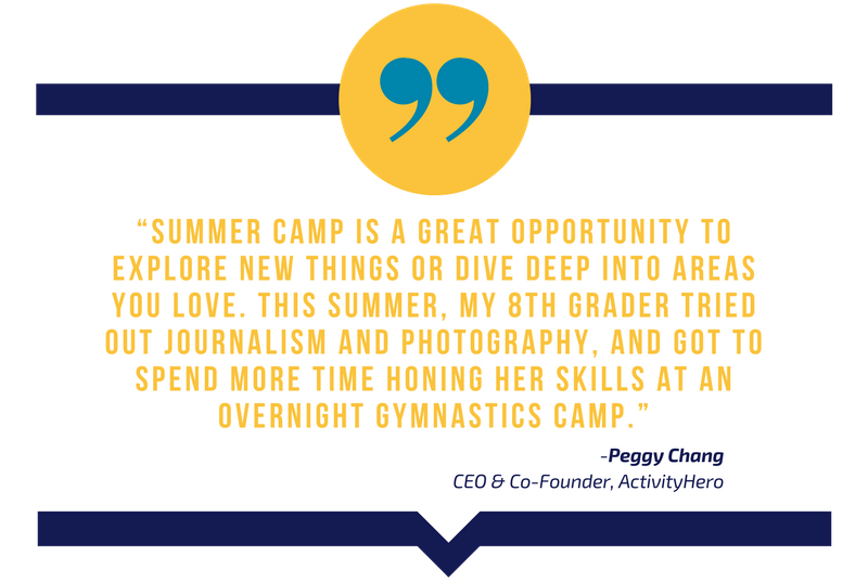 Summer Camp Benefit Quotes 1