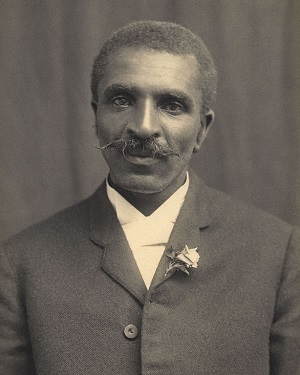 Black Stem Leaders George Washington Carver