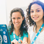 Alexa Cafe All-Girls Tech Camp Mentorship