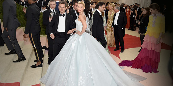 Wearable Technology at the Met Gala