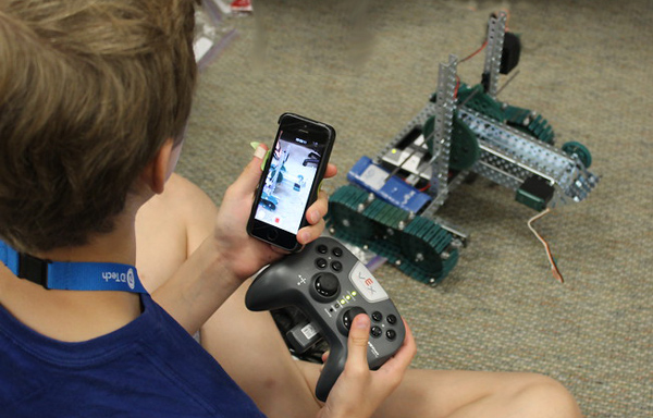 VEX Robotics Tech Camp