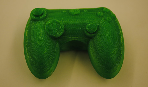 3D Printed Game Controller