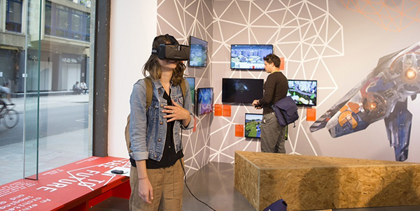 Virtual Reality at Museums