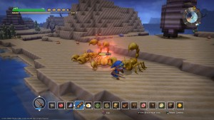 dragon quest builders, screenshot, game play