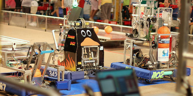 FIRST Robotics Team Competition