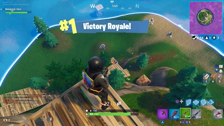 how to kill people with shotguns in fortnite