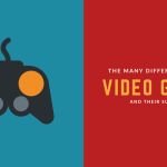 Video Game Types Blog Header